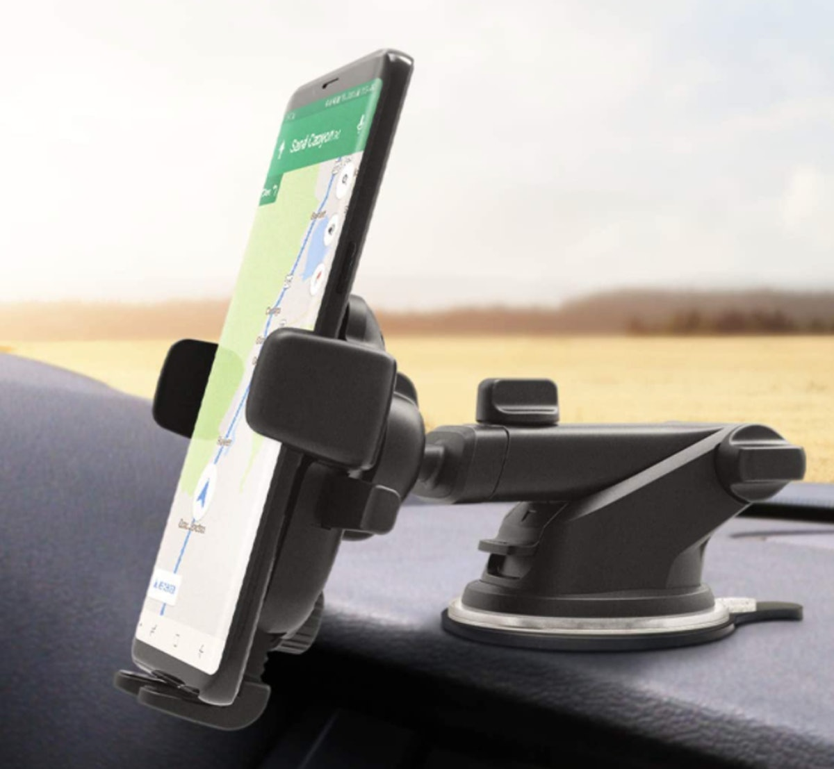 iOttie Easy One Touch 4 Dashboard & Windshield Car Mount
