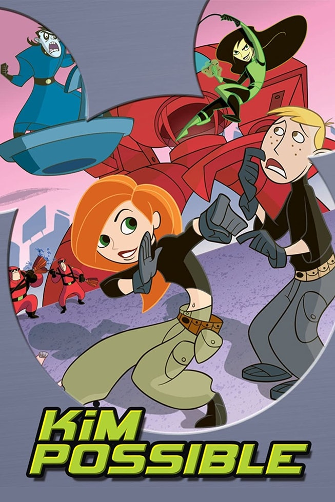 Christina Milian sings the theme song for Disney Channel's spy TV show 'Kim Possible.'