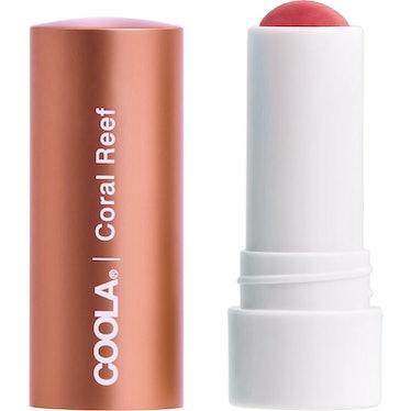 Mineral Liplux Organic Tinted Lip Balm Sunscreen SPF 30