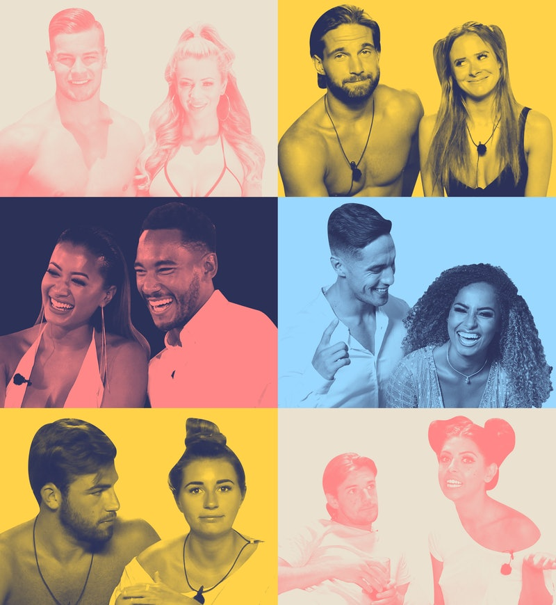 What happened to various 'Love Island' UK couples