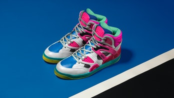 Gucci Demetra Basket sneaker