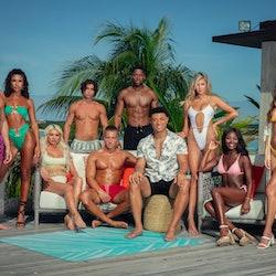 The cast of reality series 'Too Hot to Handle' season 2, via the Netflix press site.