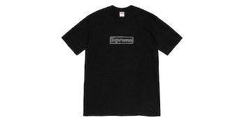 Supreme x KAWS Box Logo Tee