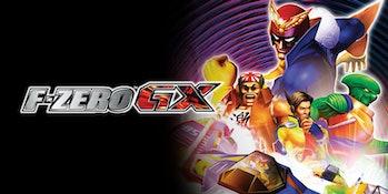 F-Zero GX art