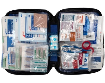 First Aid Emergency Kit (299 Pieces)