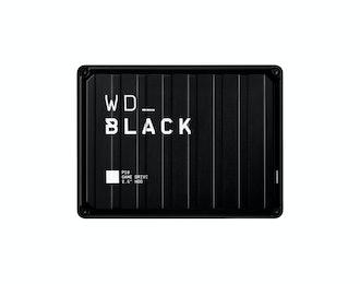 WD_BLACK P10 5TB External USB 3.2 Gen 1 Portable Hard Drive