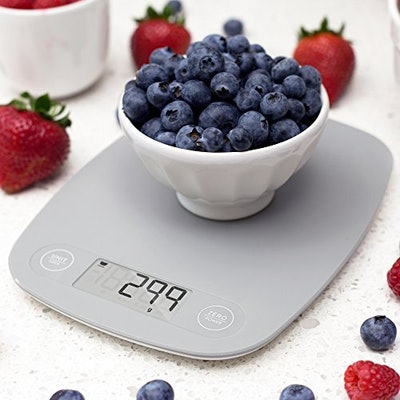 Digital Food Kitchen Scale, Measures in Grams & Ounces