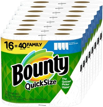 Bounty Quick-Size Paper Towels (16 Family Rolls