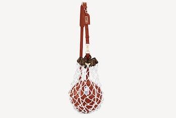 "Louis Vuitton x NBA ""Ball in Basket"" bag"