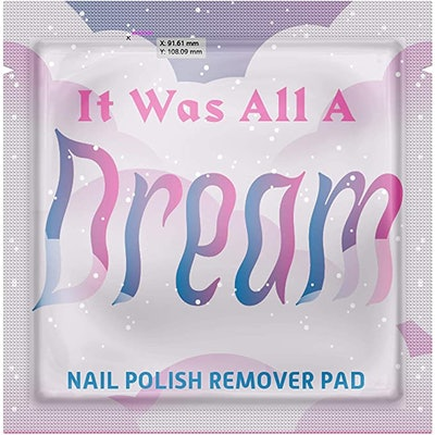 LA Fresh Nail Polish Remover Pads (50-Pack)