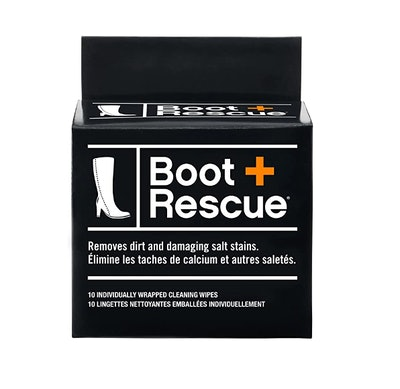 BootRescue All Natural Cleaning Wipes (10-Pack)