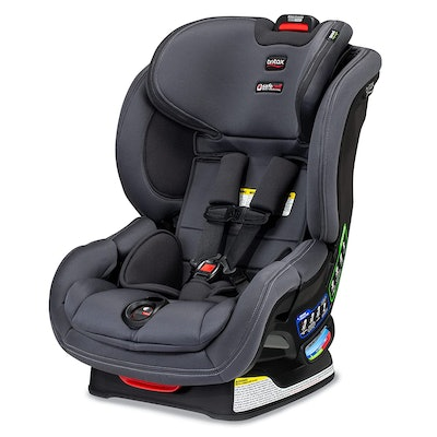 Britax Boulevard ClickTight Convertible Car Seat in Cool N Dry Charcoal