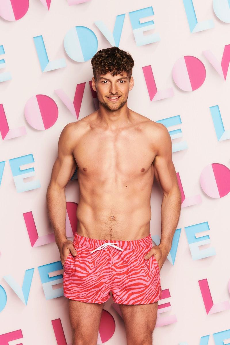 'Love Island's Hugo Hammond