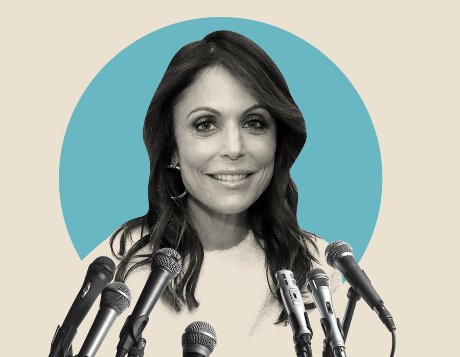 Bethenny Frankel shares her best career advice and her go-to method for unplugging.