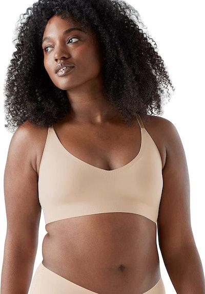 True & Co Women's True Body Triangle Convertible Strap Bra