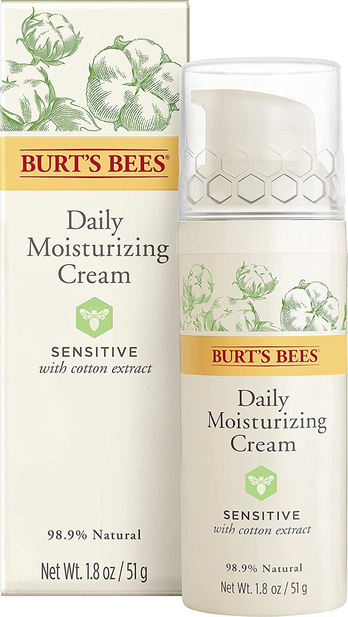 Burt's Bees Daily Face Moisturizing Cream