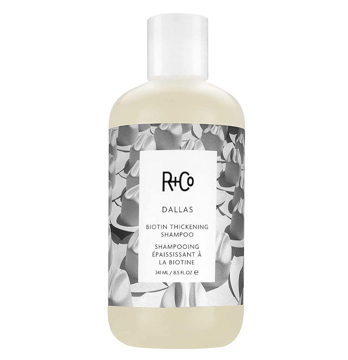 R+Co Dallas Biotin Thickening Shampoo (8.5 Oz.)