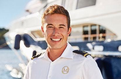 David Pascoe on Below Deck Mediterranean via the NBC press site