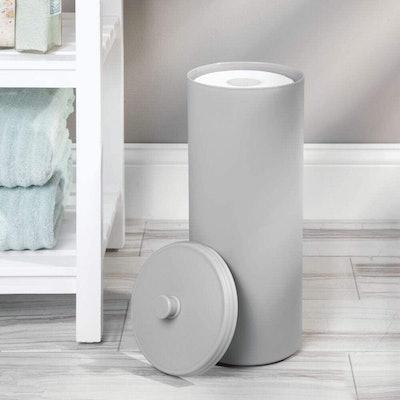 mDesign Toilet Paper Holder