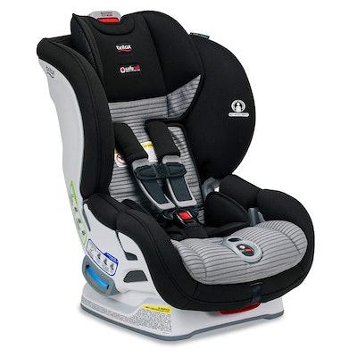 Britax Marathon ClickTight Convertible Car Seat in Dual Comfort Grey