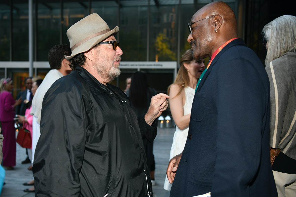julian schnabel and delroy lindo