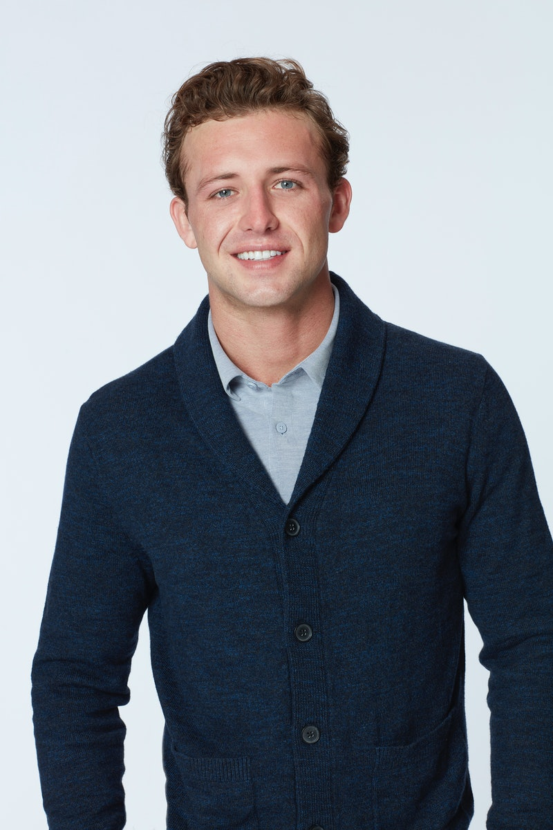 Christian Smith from 'The Bachelorette' Season 17 via ABC's press site