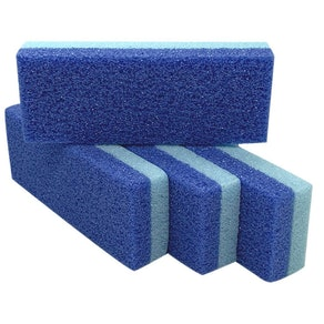 Foot Pumice Stone - Skin Callus Remover & Scrubber (Pack of 4)