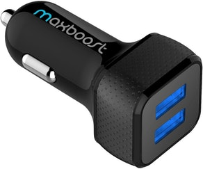 Maxboost Car Charger With SmartUSB Port