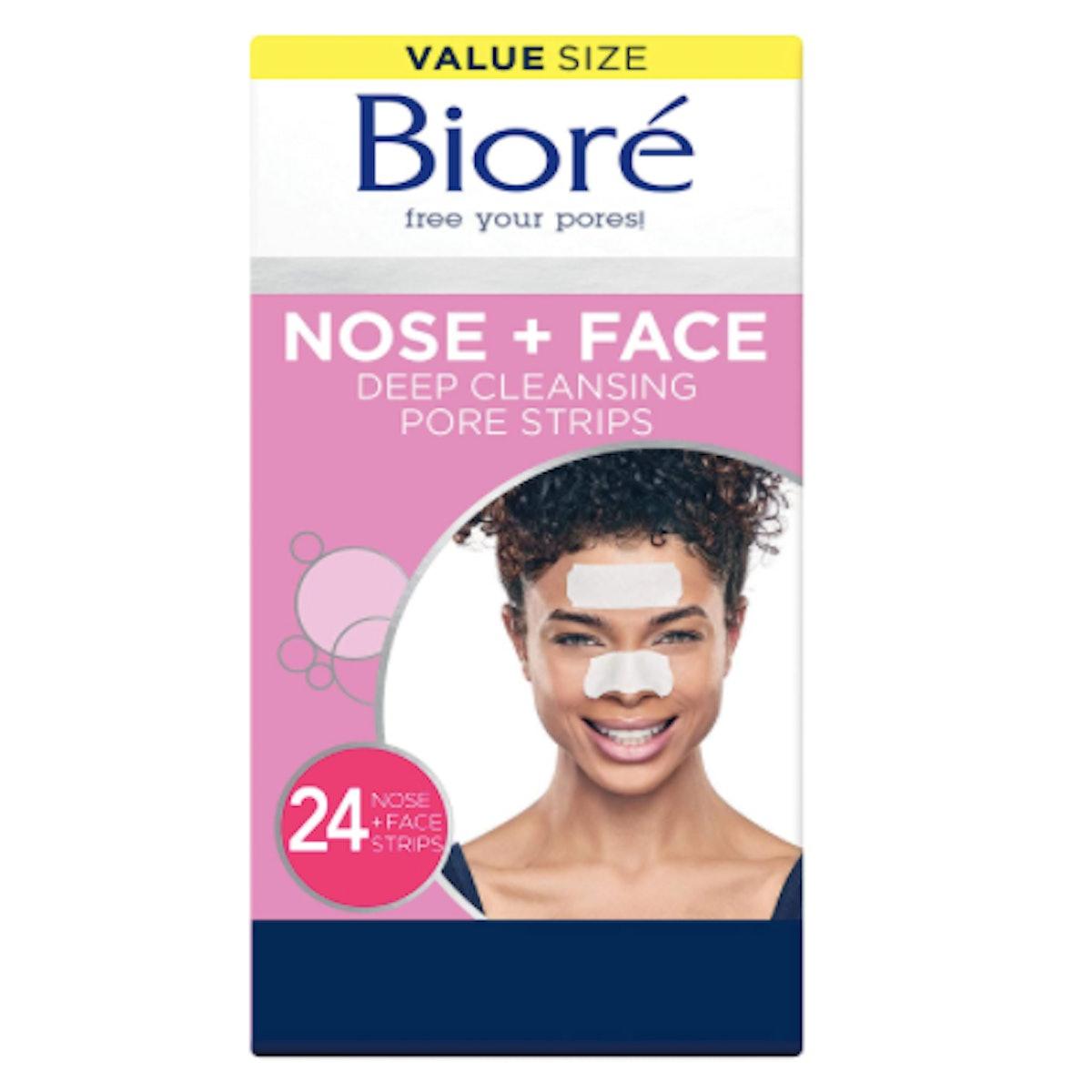Bioré Deep Cleansing Pore Strips (24 Count)