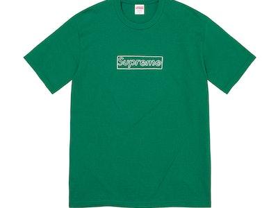 Supreme KAWS Box Logo T-shirt