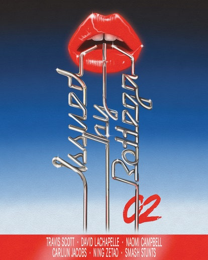 Bottega Veneta Issue 02 cover.