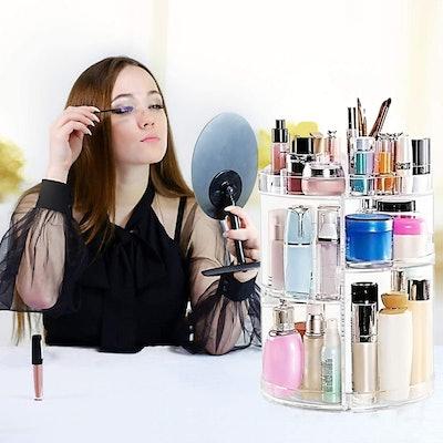 MISERWE Rotating Makeup Organizer