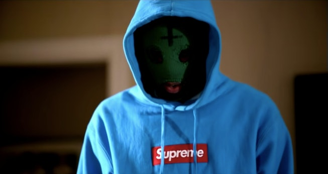 """A still from Frank Ocean and Tyler, The Creator's music video for """"She."""""""