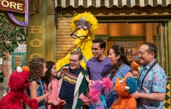 'Sesame Street' introduced two gay dads.