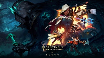 Sentinels of Light Key Art