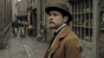 Jack O'Connell in 'The North Water'