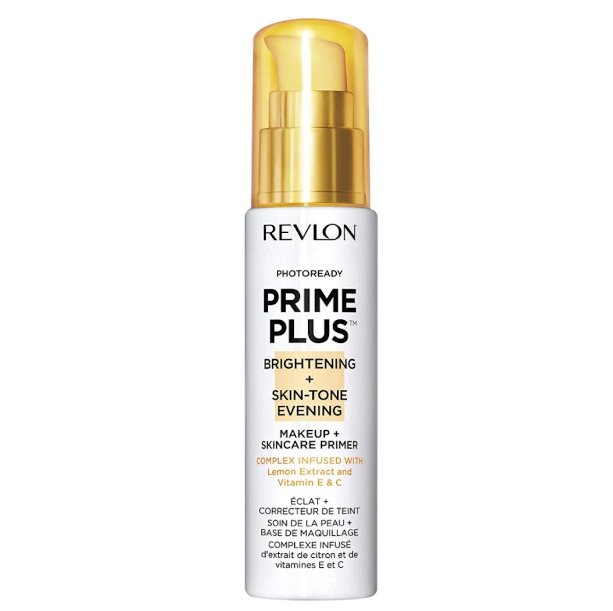 Revlon Prime Plus Makeup & Skin Care Primer, 1 Oz.