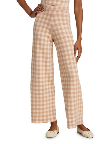 Avalanche Gingham Pants