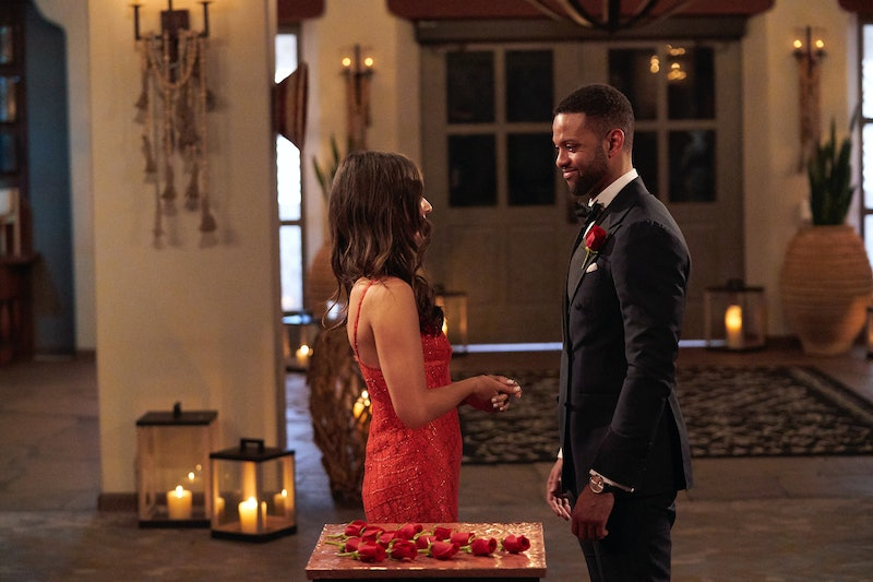 Karl was sent home during the 6/21 'Bachelorette' episode. Photo via ABC