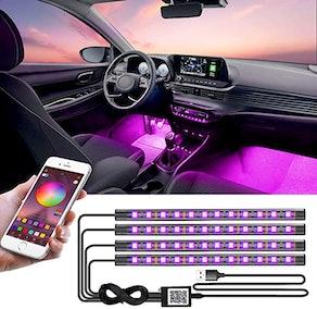 YiLaie LED Interior Car Lights