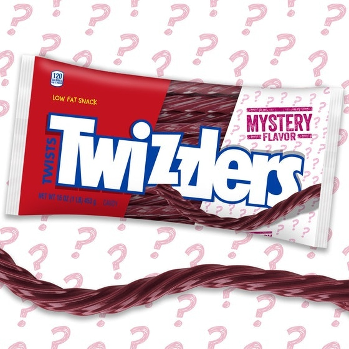 Twizzlers finally unveiled what its 2021 Mystery Flavor is, and it's definitely a berry.