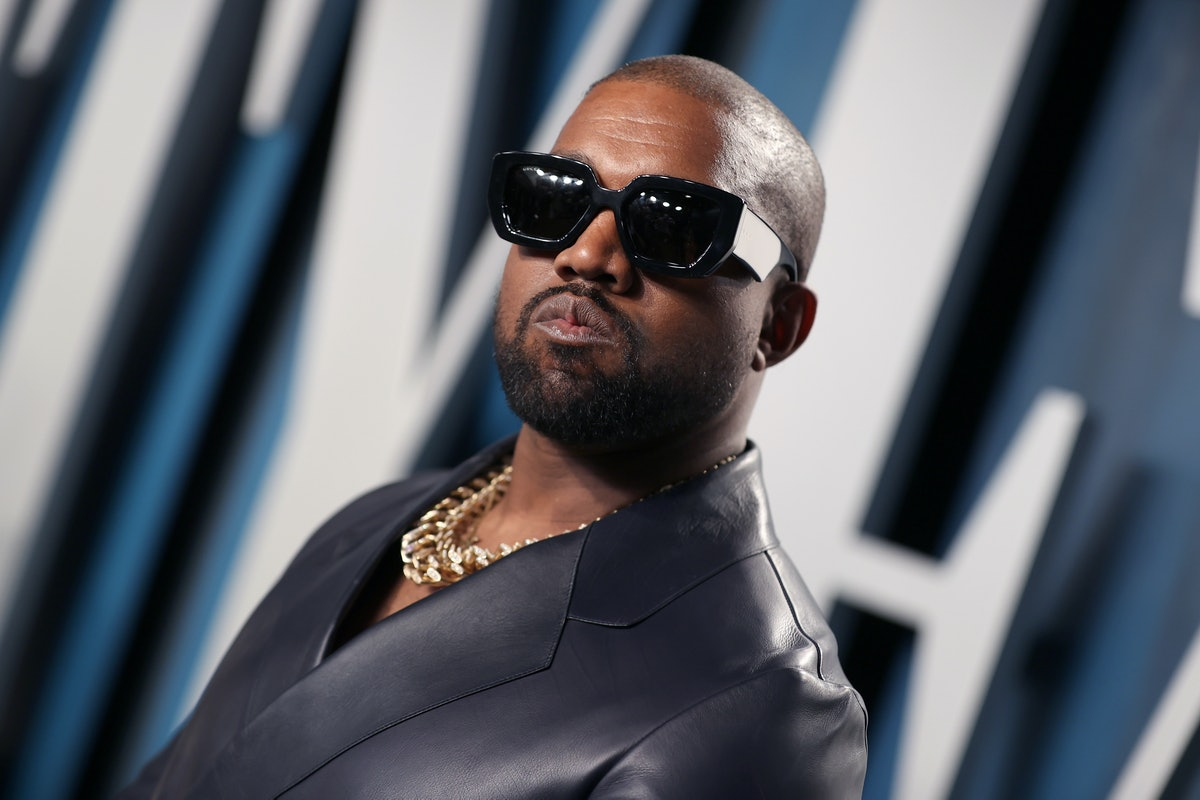 The most ridiculous of all the Gemini celebrities: Kanye West.