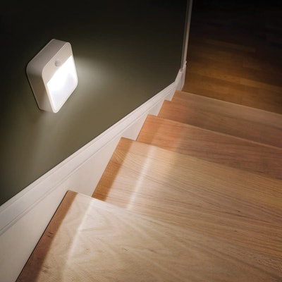 Mr. Beams Motion-Sensing LED Stick-Anywhere Nightlight (3-Pack)
