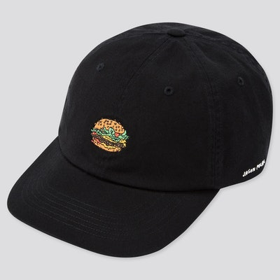 Jason Polan UV Protection Twill Cap