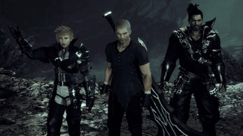 Stranger of Paradise Final Fantasy Origin Jed, Jack, and Ash