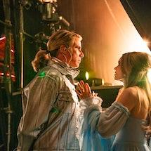 'Eurovision' is a Netflix original starring Rachel McAdams and Will Ferrell. Photo via Netflix