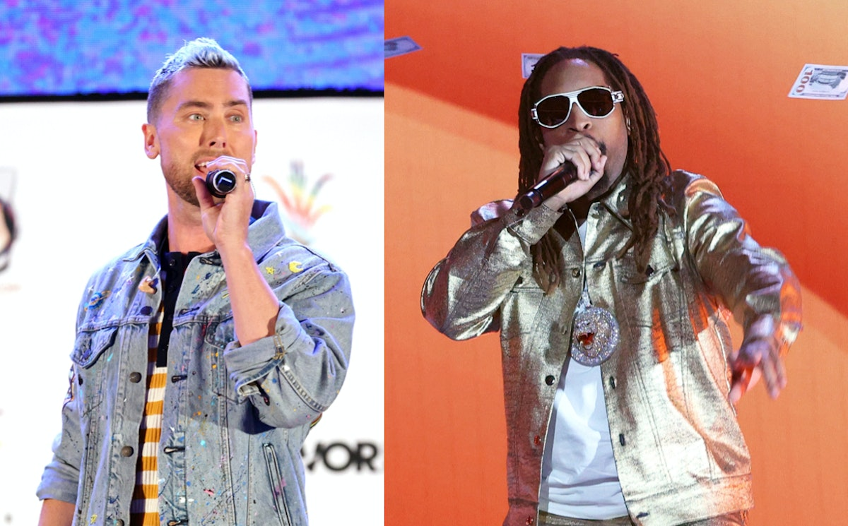 Lance Bass and Lil Jon will serve as hosts on 'Bachelor in Paradise' Season 7