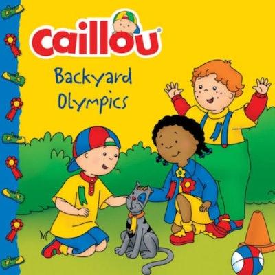 Caillou: Backyard Olympics