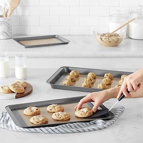Amazon Basics Silicone Baking Mats (3-Pack)