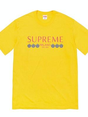 Supreme Milano T-shirt